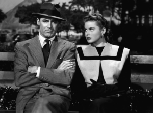 Cary Grant e Ingrid Bergman en