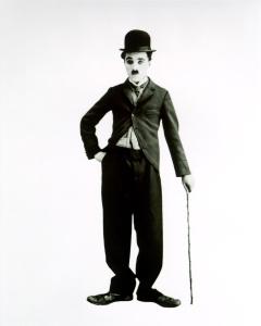 Charlie Chaplin es considerado como el mejor comediante de todos los tiempos