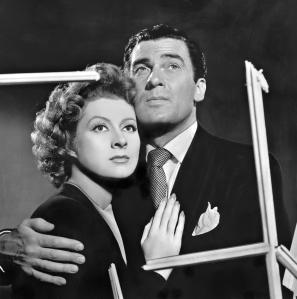 Greer Garson y Walter Pidgeon en