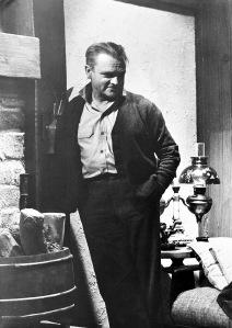 James Cagney en El hombre de las mil caras (1957)