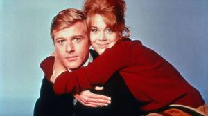 Jane Fonda y Robert Redford