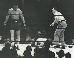 Louis noquea a Max Schmeling, 22 de junio de 1938