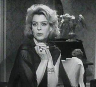 Melina Mercouri en El Juicio Universal (1961)