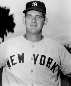 Don Larsen, héroe deportivo el 8 de octubre de 1956