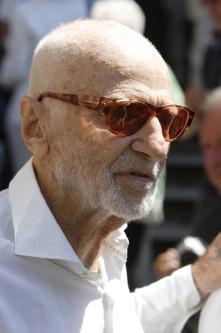 Italian Screenwriter Suso Cecchi D'Amico (1914 - 2010) Funeral