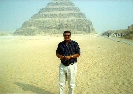 Piramide Sakkarah