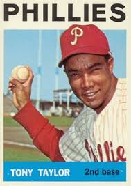Tony Taylor robó 6 veces home en la MLB