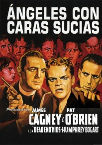 "Afiche ""Ángeles con caras sucias"""