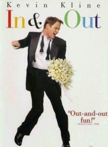 Afiche In & Out (1997)