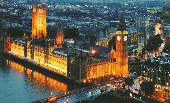 Big Ben y parlamento Londres-1