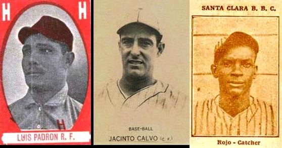 Mulo Padrón-Jack Calvo-Julio Rojo