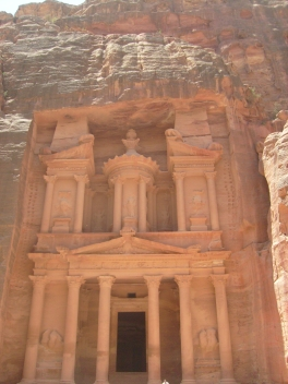 Tesoro de Petra (Al Khazneh)