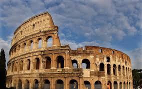 Vista actual del Coliseo