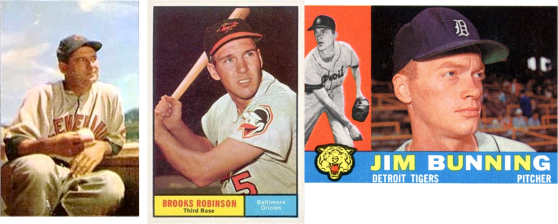 Wynn-Brooks Robinson-Jim Bunning
