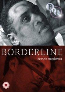 Afiche del filme británico Bordeline (1930)