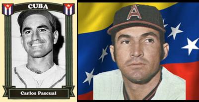 Carlos Pascual y Aurelio Monteagudo
