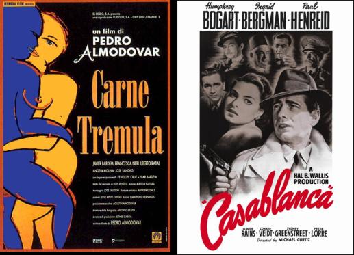 Carne trémula-Casablanca