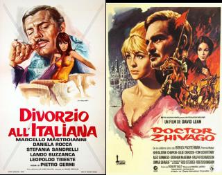 Divorcio a la italiana-Doctor Zhivago