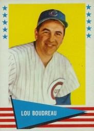 Lou Boudreau