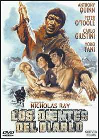 Afiche Los dientes del diablo (1960)