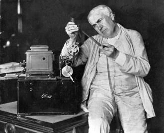 Edison y el quinestocopio