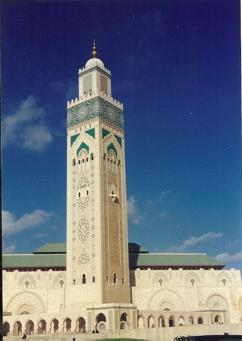 Mezquita Hassan II Casablanca