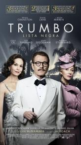 Afiche de Trumbo - La Lista Negra de Hollywood