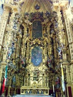 Altar de los Reyes en Ciudad México