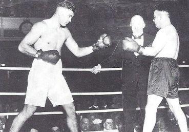 Dempsey y Meehan en combate de setiembre de 1918