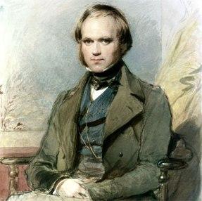 El joven Charles Darwin, retrato de George Richmond (1840)