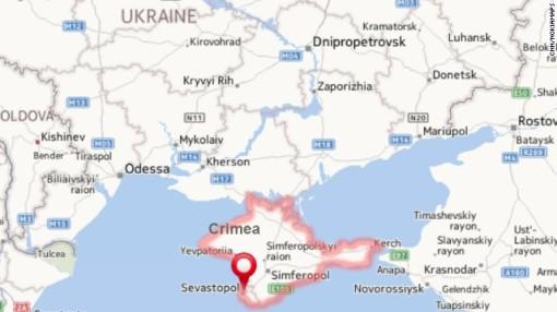 Área de Crimea
