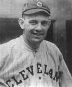 Ray Chapman, la víctima de la bola ensalivada de Carl Mays
