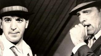 Telly Savalas (izq.) con Lancaster en otra escena