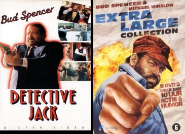 Bud Spencer como Jack Clementi y como Jack Extralargo Costello