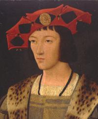 Carlos VIII de Francia, El Afable