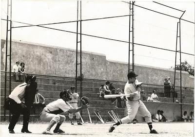 Roberto Sabín en acción