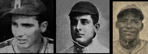 Rogelio Valdés, José María Magriñat y Rogelio Mantecao Linares