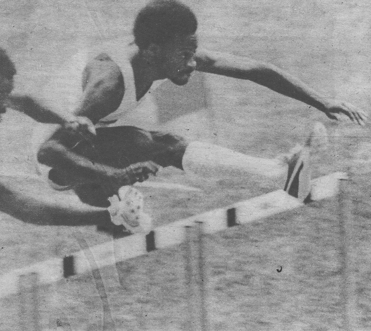 Alejandro Casañas subcampeón olímpico Montreal 1976