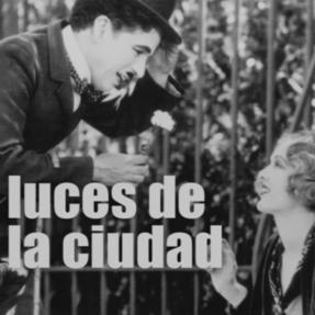 Chaplin en Luces en la Ciudad