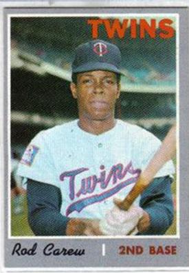 Rodney Carew, el pelotero latino de más participación en juegos de estrellas MLB