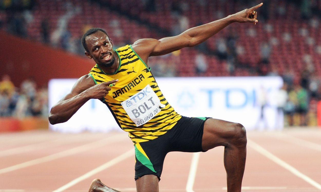 Usain Bolt, el gran campeón