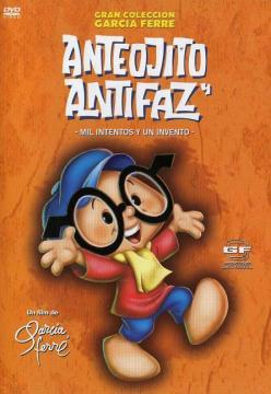 """Anteojito y antifaz en """"Mil intentos y un invento"""""""