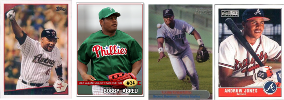 carlos-lee-bobby-abreu-luis-castillo-y-andruw-jones