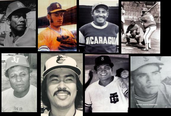 destacados-peloteros-nica-en-1972-arriba-de-izq-a-der-calixto-vargas-rafael-obando-cesar-jarquin-pedro-selva-vicente-lopez-dennis-martinez-ernesto-lopez-y-sergio-lacayo