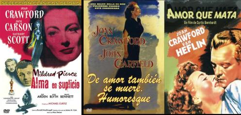 Afiche filmes de Joan Crawford 2