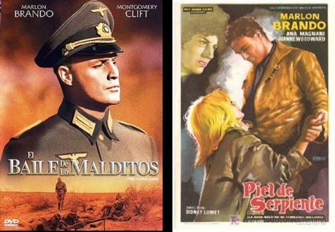 Afiche Marlon Brando 2
