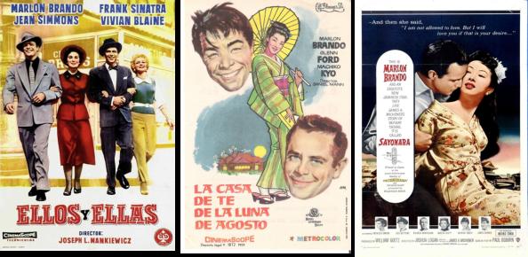 Afiche Marlon Brando 3