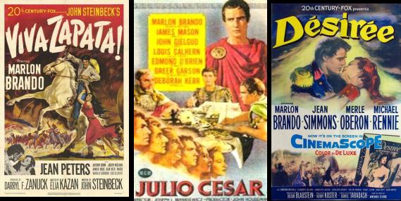 Afiche Marlon Brando