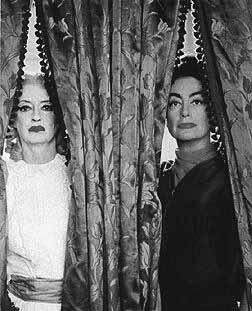 Bette Davis y Joan Crawfor en Qué fue de Baby Jane
