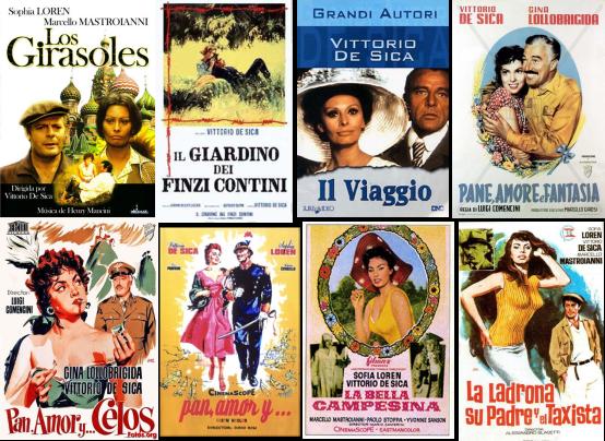 Afiches V. De Sica 3